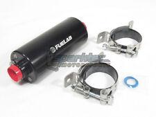 Fuelab Prodigy Fuel Pump High Efficiency EFI In-Line 140GPH@45 PSI 1000HP Black