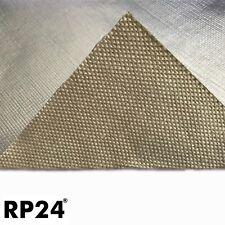 30x100 cm Hitzeschutzmatte Alu Hitzeschutzfolie selbstklebend  - 0,5 mm 700°C