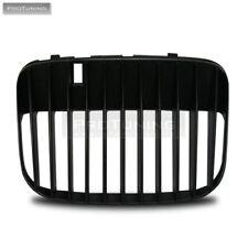 Front Black Debadged Grill For Seat Leon MK1 Badgless No LOGO