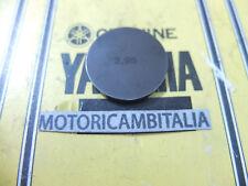YAMAHA MOTO PASTIGLIA REGOLAZIONE VALVOLE 2,95 MOTORE  PAD SHIM VALVE ENGINE