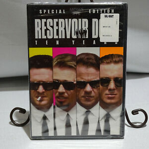 Reservoir Dogs **Factory Sealed** (DVD, 2003, 10th Anniversary Edition)-25