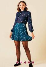 Harkel Lorena Skirt Uk 10 Swirl Amongst The Stars Skirt