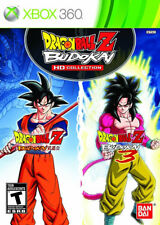 Dragon Ball Z Budokai HD Collection Xbox 360 New Xbox 360, Xbox 360