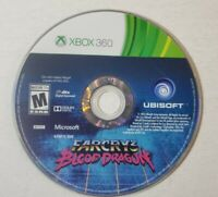Far Cry 3 Blood Dragon (Disc Only) - XBOX 360 - Fast Free Shipping. Cleaned