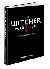 USED (GD) The Witcher 3: Wild Hunt Collector's Edition: Prima Official Game Guid