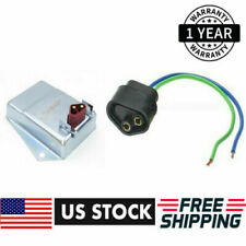 NEW External Voltage Regulator KIT for Chrysler Dodge Plymouth 1970-87