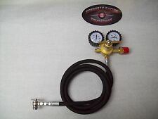 Nitrogen Regulator Shock Fill Kit 8' Hose 400 PSI No Loss Chuck ORI FOX King