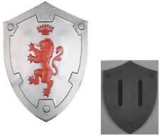 Rampant Lion Bravery Medieval Battle Foam Cosplay Shield