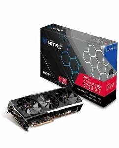 Sapphire 11293-03-40G Radeon NITRO+ RX 5700 XT 8GB GDDR6 Dual HDMI / Dual DP OC