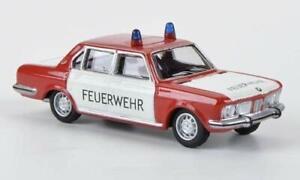 BMW 2800 Feuerwehr Elw Edition 2012 | BUB | 1:87