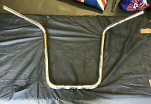 """20"""" Gorilla Apes Handle bars1.25'' with 1'' Clamp And Bar Ends 2408Hang"""