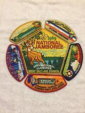 Mint 2017 National Jambo JSP 6 Piece Set Great Salt Lake Council 1964-1981