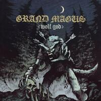 Grand Magus - Wolf God [CD] Sent Sameday*