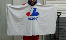 Montréal Expos raincoat / poncho