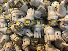 (4)COOL WHITE 8V-LED WEDGE/QRX-9001/TU-9900/G-7000 G-7500 G-8000 G-9000 G-5000