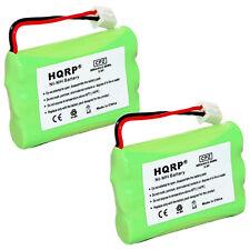 2-Pack HQRP Battery for Tri-Tronics Beagler XL, Classic 70 70XLS, Field 70