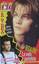 CIOE' 28 1997 Leonardo Di Caprio Nek Hanson Boyzone Ralf Bauer Spagna Blur 883