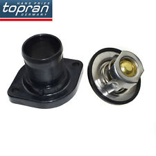 For Fiat Scudo Ulysse 2.0 16V Engine Coolant Thermostat 9630066780*