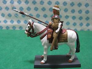 Rare - Mounted Lancer 21th Regiment - United Kingdom 1898