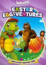 kaboom: Easter Egg-Ventures (DVD, 2014)