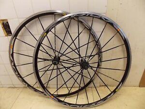 Mavic Ksyrium Equipe Road Clincher Wheelset Shimano//SRAM//Campagnolo 11spd New !