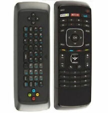 Brand New Remote XRT301 Qwerty DUAL SIDE Keyboard  for VIZIO TV M420SV XVT373SV