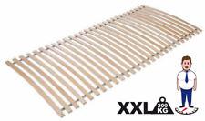 Lattenrost, Rollrost Rahmenlos 140x200cm, 28 Latten, Birke TOP Qualität -XXL