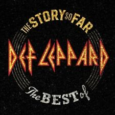 Def Leppard - The Story So Far: The Best Of Def Leppard [New Vinyl LP] 180 Gram