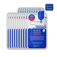 MEDIHEAL-N.M.F Aquaring Ampoule Mask Pack 27ml (10pcs) Korea beauty