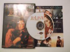 To Live (DVD, 2003, World Films), Zhang Ymou