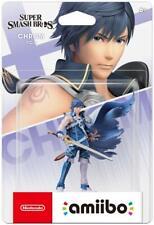 Nuovo Nintendo Amiibo Chrom Super Smash Brothers Giappone Ufficiale Importazione