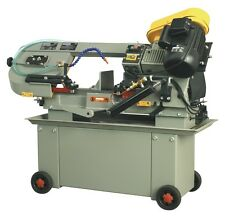 "New Sealey 12"" 300mm Metal Cutting Bandsaw With Horizontal Hydraulic Arm 230v"