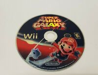 Super Mario Galaxy (Nintendo Wii, 2007) Video Game Disc Only UNTESTED AS IS