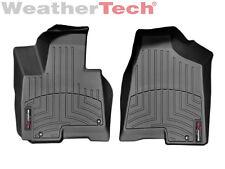 WeatherTech Car Floor Mats FloorLiner for Tucson/Sportage - 1st Row - Black