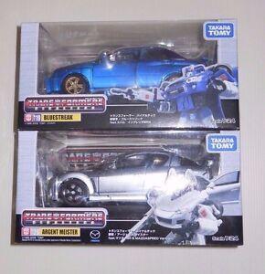 Transformers Takara Jazz Meister BlueStreak Binaltech Alternator BT 19 20 RX8