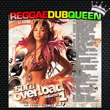 DJ Asher - Soca Overload Volume 1 Soca Mixtape. Reggae Mix CD January 2018
