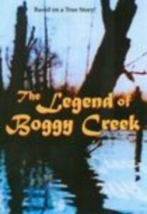The Legend of Boggy Creek (DVD)