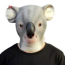 Koala Animal Party Mask Full Head Animal Masquerade Cosplay Costume Halloween