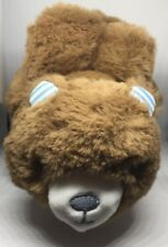 Leaps And Bounds Gentle Plush Amish Knot Bear Puzzle Dog Puppy Toy