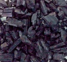 Black Tourmaline Rough Natural Stones: 1 lb Bulk Wholesale Chakra Crystal Raw