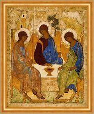 Holy Trinity Troitsa Andrei Rublev Holy Trinity Bible B a3 00499
