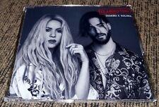 CD Single Shakira - Clandestino (feat. Maluma) - Brazil