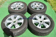 "20"" Ford F150 OEM Factory FX4 Platinum Lariat Wheels Tires Expedition 2015 2016"