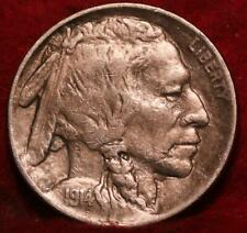 1914 Philadelphia Mint  Buffalo Nickel