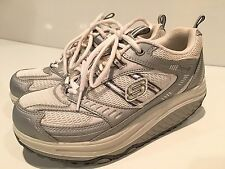 Skechers Shape Ups Women's Fitness Walking Toning Athletic Shoes Size 7.5