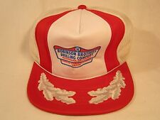 VINTAGE HAT Mens Cap ROBINSON BROTHERS DRILLING CO Woodward, Oklahoma [Y39B3]