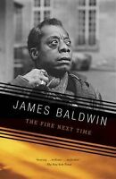 The Fire Next Time by James A. Baldwin (English) Paperback Book Free Shipping!