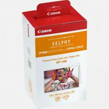 Canon RP108 Per stampante Selphy CP1200 CP910 CP1000 CP820 carta e ribon - insta