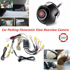 Car Parking Panoramic View Rearview Camera System 360 Degree View and 4 Cameras