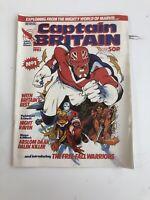 Captain Britain No.1 January 1985 Magazine Very Fine Vf 8.0 Marvel